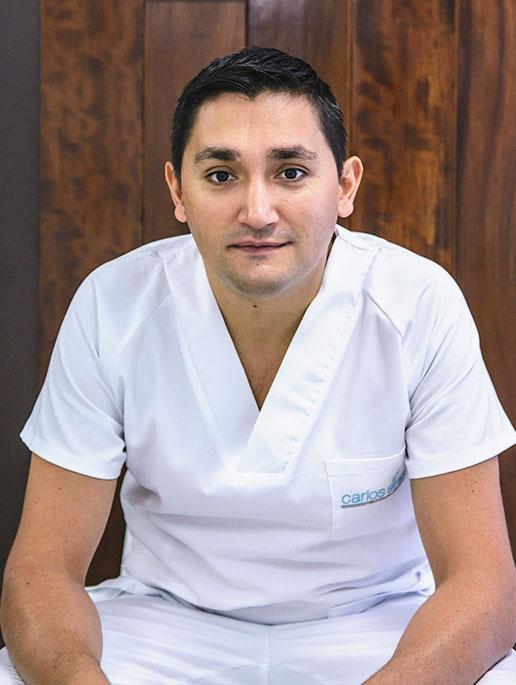 Fisioterapeuta Carlos Eiras
