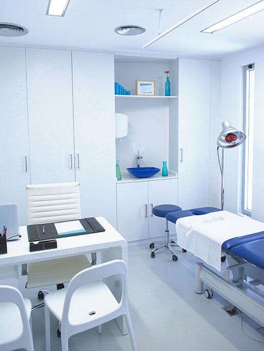 Sala de consulta Clínica Carlos Eiras