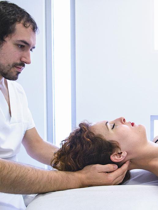 Terapias de Rexeneración, fisioterapia en Padrón