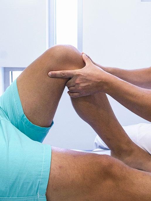 Fisioterapia del deporte Carlos Eiras